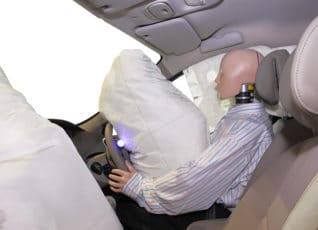 Defective Airbags Result in Vehicle Recalls