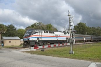 Injured victims of Nevada truck accident involving train win settlement