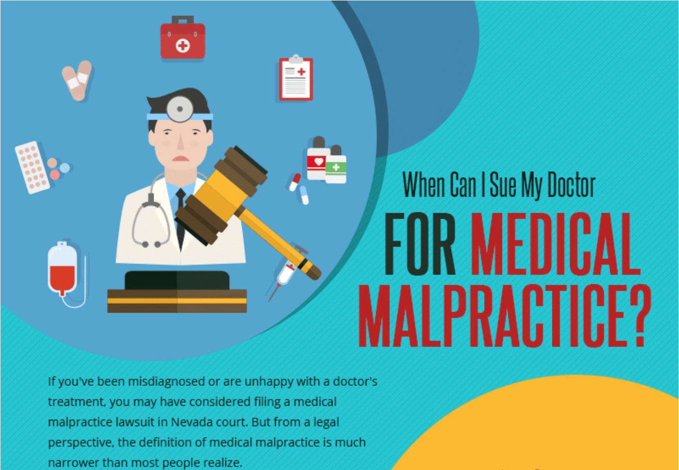 when can i sue my doctor for medical malpractice? | mathew l sharp