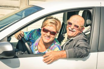 Health can affect the way older people drive
