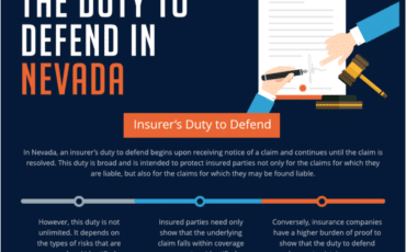 The Duty to Defend in Nevada [infographic]