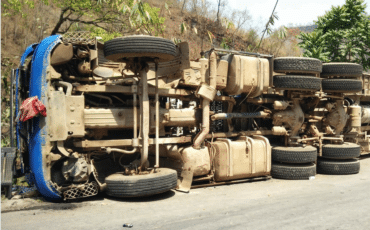 Five Common Causes of Commercial Truck Accidents