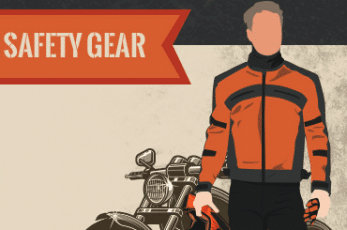 High-Visibility Motorcycle Safety Gear May Save Lives [infographic]