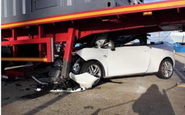 Over 200 Deaths Per Year Linked to Underride Crashes