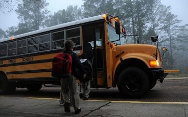 Kids in Danger: Accidents Near School Bus Stops